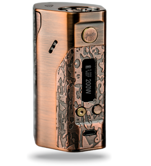 Боксмод Wismec Reuleaux DNA200 - Limited Edition